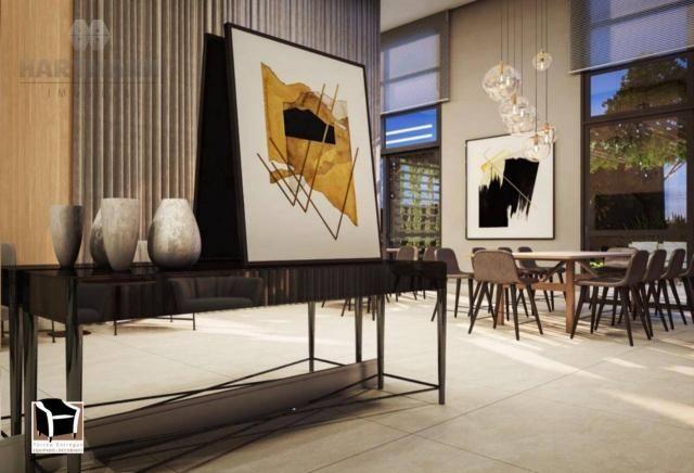 Apartamento Garden com 3 dormitórios à venda por R$ 1.099.998,96 - Ecoville - Curitiba/PR - Foto 12
