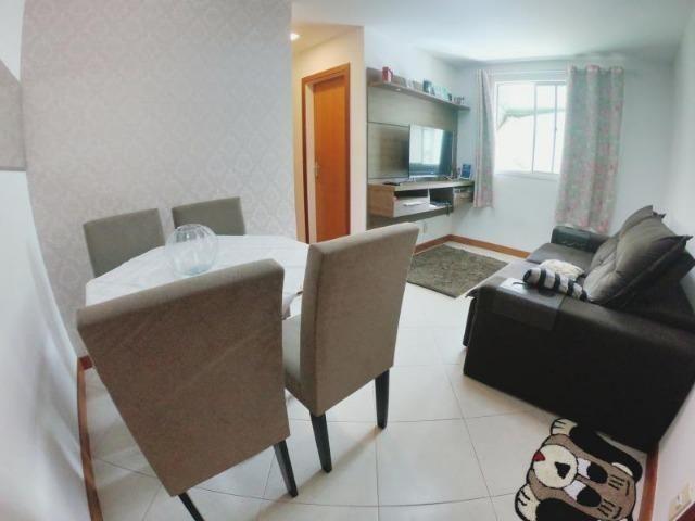 Apartamento de 2 quartos no condomínio carapina B1