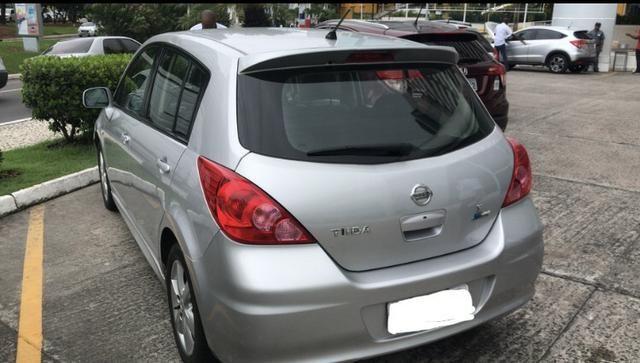 Nissan/ Tiida 1.8 SL 2012 46.000km Teto - Foto 2