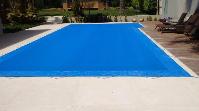 Capa de proteção pra piscina - Foto 2