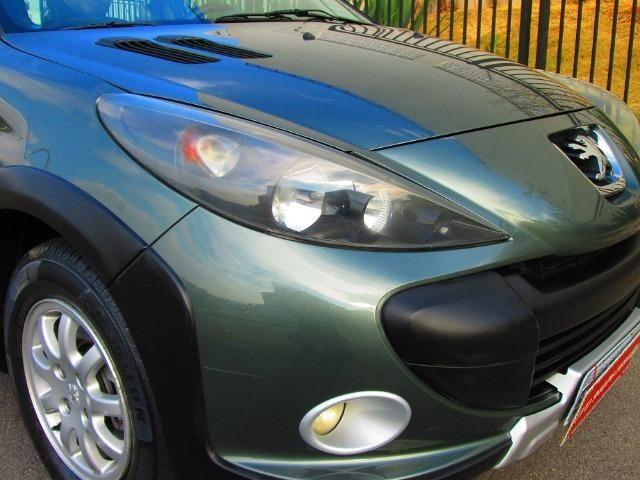 207 sw escapade 2010 1.6 flex completa 4 pneus novos impecável !!! - Foto 7