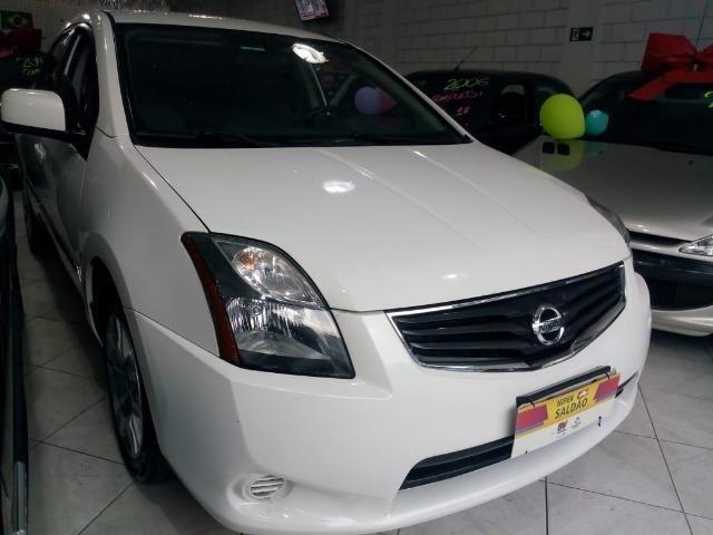 Nissan Sentra 2.0 Mecânico - Completo - 2013
