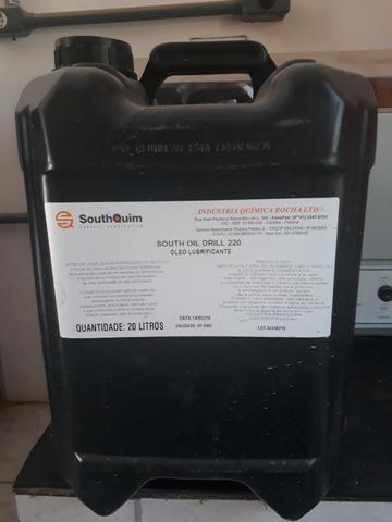 Óleo Lubrificante - South Oil Drill 220 - 20 litros