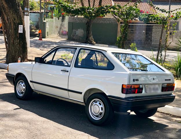 VW - Volkswagen Gol CL1.8 1990 RARIDADE - Foto 5