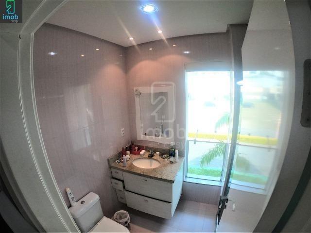 Residencial Adrianópolis, 5 suítes, piscina com fino acabamento (aceita bermuta) - Foto 16