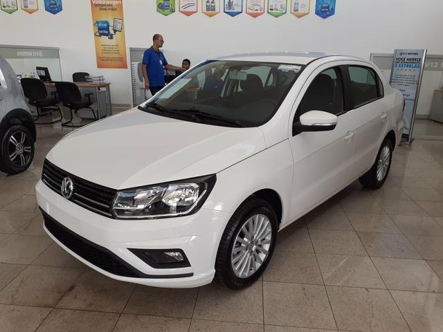 Volkswagen Voyage 1.6 2020 top de linha - Foto 2