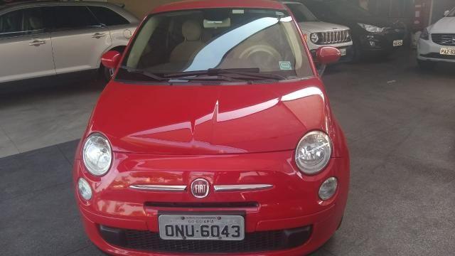 Fiat 500 automático - Foto 6