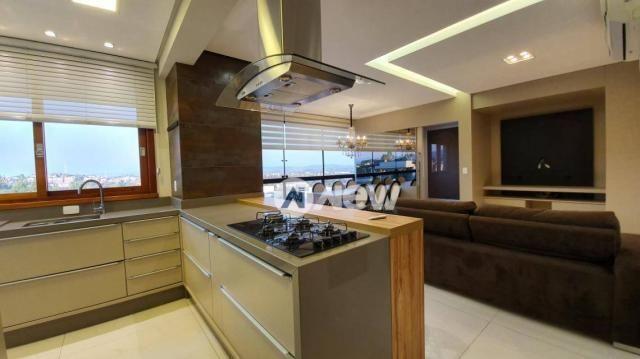 Apartamento com 2 dormitórios à venda, 80 m² por r$ 550.000,00 - mauá - novo hamburgo/rs - Foto 20