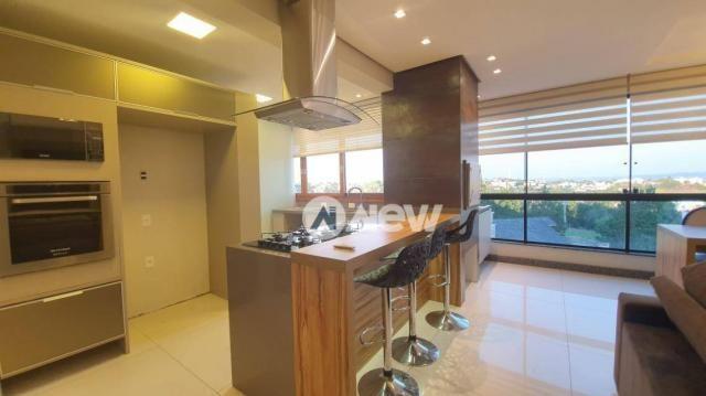 Apartamento com 2 dormitórios à venda, 80 m² por r$ 550.000,00 - mauá - novo hamburgo/rs - Foto 4