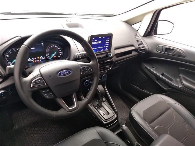 Ford Ecosport 1.5 ti-vct flex freestyle automático - Foto 8