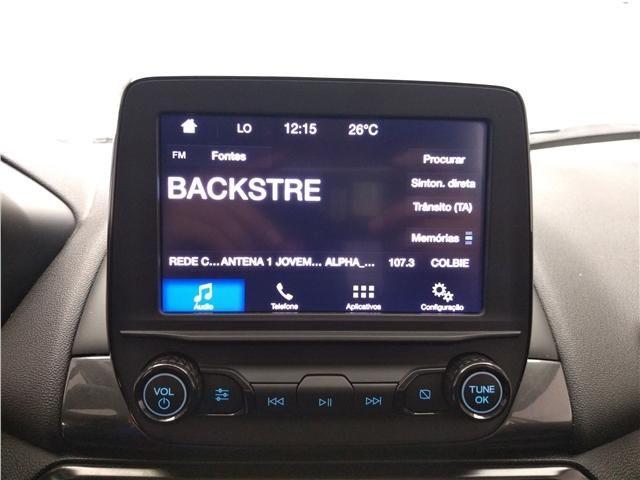 Ford Ecosport 1.5 ti-vct flex freestyle automático - Foto 15