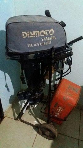 Motor de polpa 15 HP yamara - Foto 6