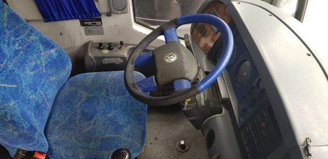 Ônibus Caio Giro 3600 Volks Bus 18 320 Cummins Único Dono Com Ar de Teto - Foto 4