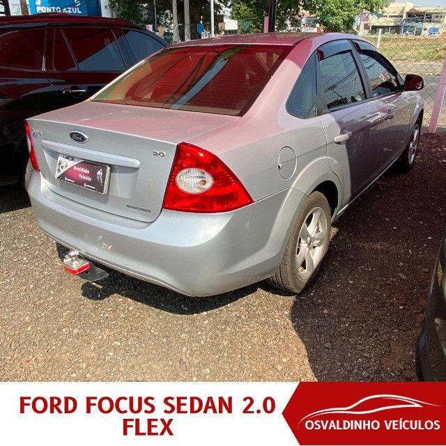 2009 Ford Focus Sedan 2.0 Flex Aut - Foto 7