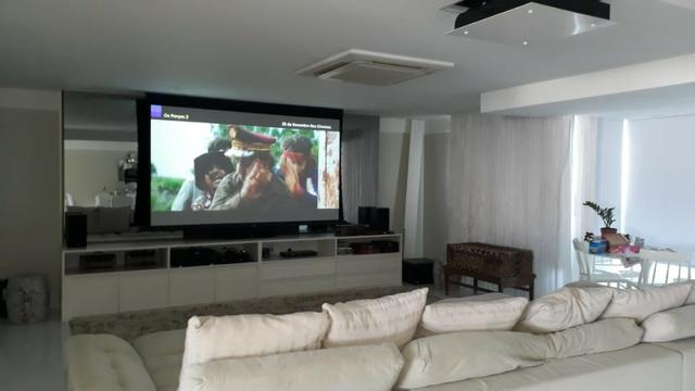 Home Theater e Sistema de som Ambiente ( Projetos, vendas e instalação) - Foto 3