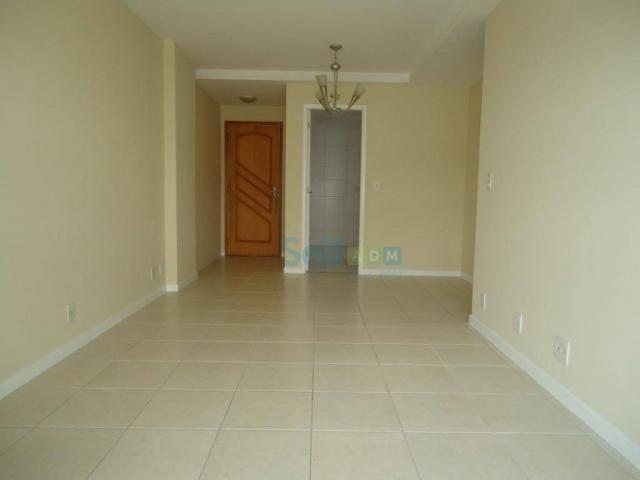 Apartamento com 2 dormitórios para alugar, 86 m² - Icaraí - Niterói/RJ - Foto 4