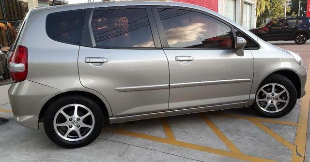 """Honda Fit 2007 automatico  """"Muito Novo""""  - Foto 12"""