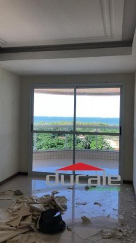 Aluga Enseada da Sereia Apartamento com lazer completo na Praia da Costa - Foto 7