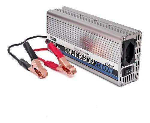INVERSOR 2000W-220V KP-550A<br><br>