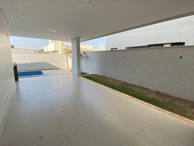 Linda casa de 4 suítes plenas no condomínio Jardins Valência! - Foto 17