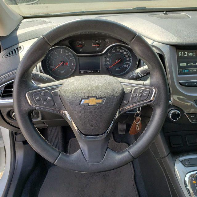 Cruze lt 2017, automático, motor 1.4 turbo, hiper novo!! R$: 68.900,00!! - Foto 8