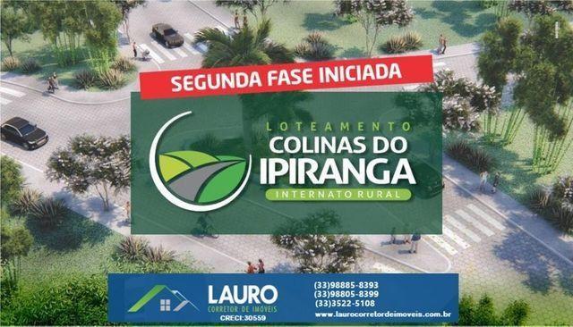 Terrenos no loteamento Colinas do Ipiranga, obras em andamento a todo vapor