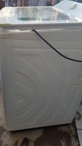 Máquina de lavar roupa - Foto 6