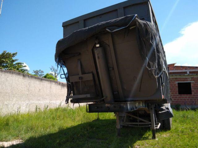 Caçamba basculante 2006 / 55m recibo em branco - Foto 3