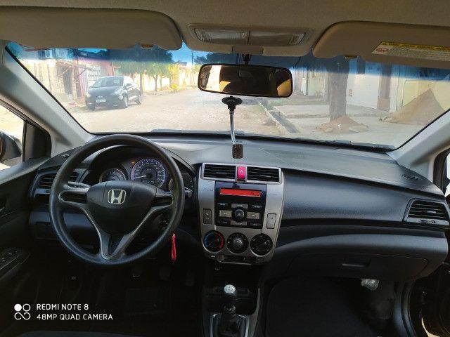 Honda City LX 2013 - Foto 4