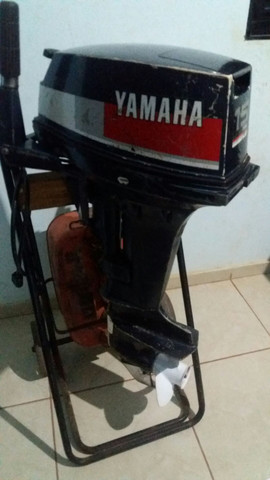 Motor de polpa 15 HP yamara