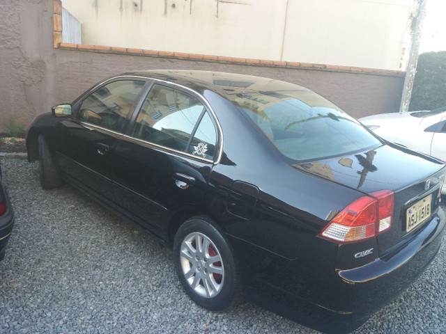 Civic 2005---R$ 18.000 por 17.500