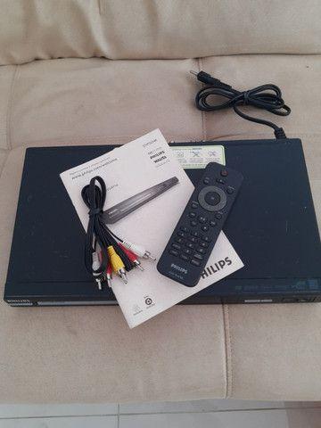 Dvd Player Philips 3254KX/78 (Sem defeito) - Foto 3