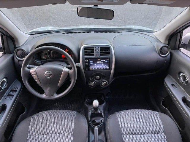 Nissan March 1.6 SV 2020! Novinho! - Foto 7
