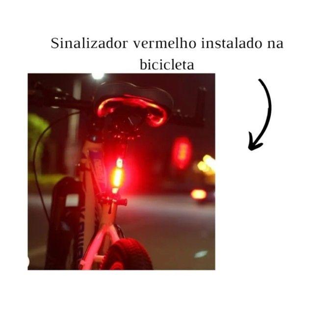 Lanterna Traseira para Bike BS-216