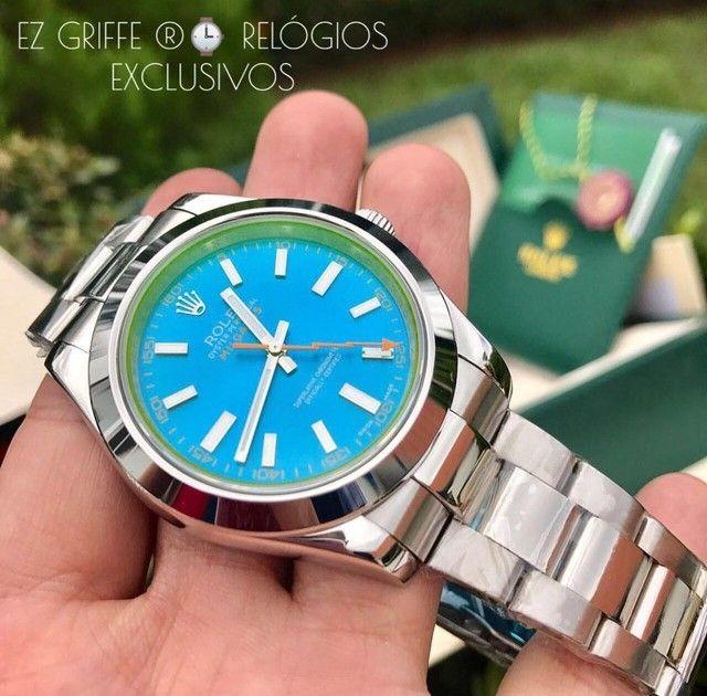 -TOP ® ROLEX- (Invicta Diesel Nixon Casio Rolex Tag Heuer Armani Michael Kors Hublot) - Foto 6