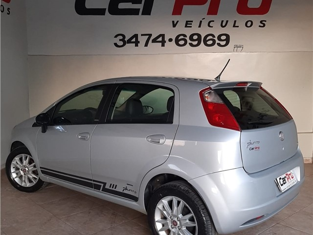 Fiat Punto 2011 1.6 essence 16v flex 4p manual - Foto 8