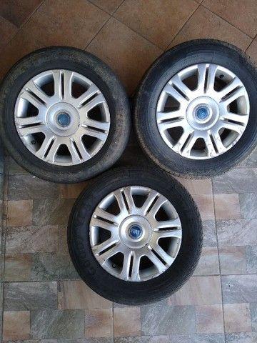 Rodas Fiat - Foto 3