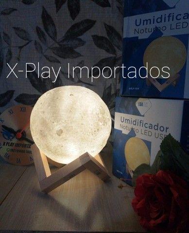 Umidificador de Ambiente (Lua) - Foto 5