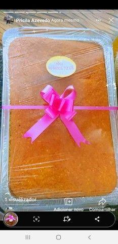 Forneço bolos caseiros para revenda * - Foto 2