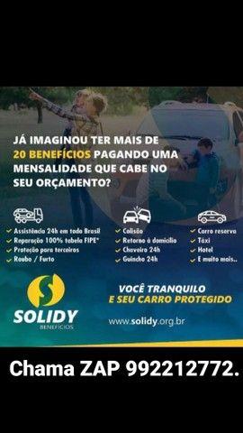 Seja um associado Solidy