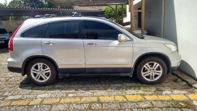 Honda Cr-V 2.0 EXL 4WD - 2011, teto solar, banco em couro e mais - Foto 4