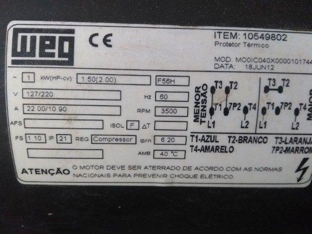 Compressor Chiaperini industrial - Foto 6