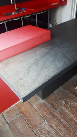 Mesa com bancada em quartzo  - Foto 2