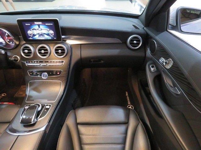 Mercedes-Benz C 250 2.0 CGI Sport Turbo Aut Top de Linha C/ Teto Solar 73.600 Km - Foto 12