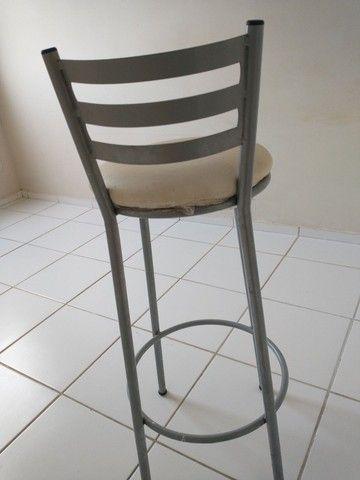 Cadeira de balcão - Foto 3