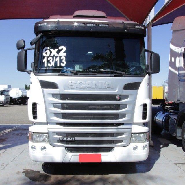 Scania R440 - 2013/13 - 6x2 - Foto 2
