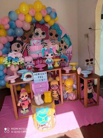 Mega promoção de lindas decorações na Luna Festas  - Foto 4