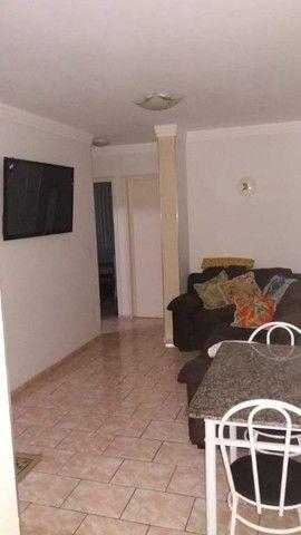 Apartamento com 3 dormitórios à venda, 60 m² - Núcleo Residencial Presidente Geisel - Baur - Foto 2