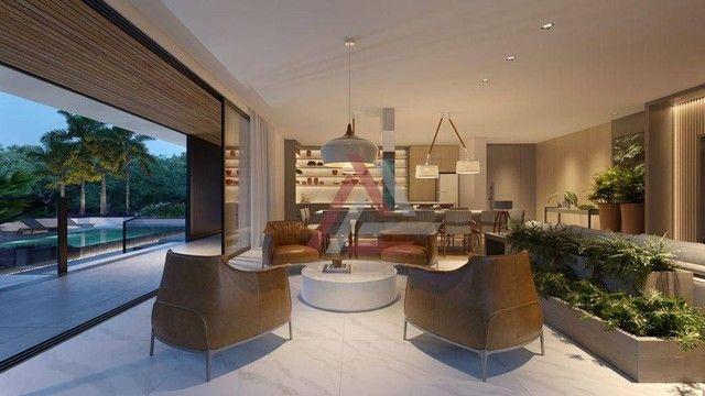 Apartamento com 2 dormitórios à venda, 119 m² por R$ 1.592.702,00 - Santo Antônio de Lisbo - Foto 3