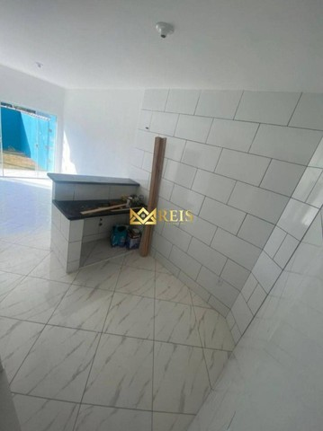RI Casa com 3 dormitórios à venda, 56 m² por R$ 200.000 - Unamar - Cabo Frio/RJ - Foto 5
